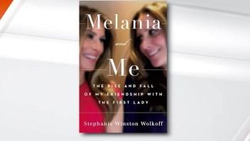 """""""Melania y yo"""", nuevo libro sobre la primera dama de EE.UU."""