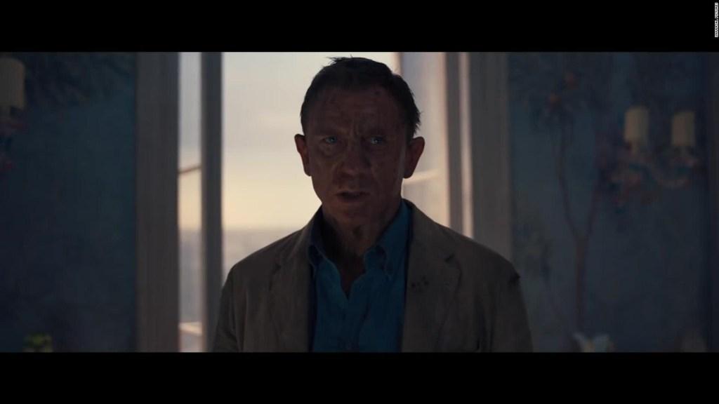 Nuevo tráiler de James Bond