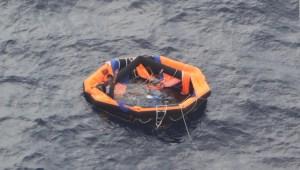 Hallan a otro tripulante del carguero desaparecido en Japón