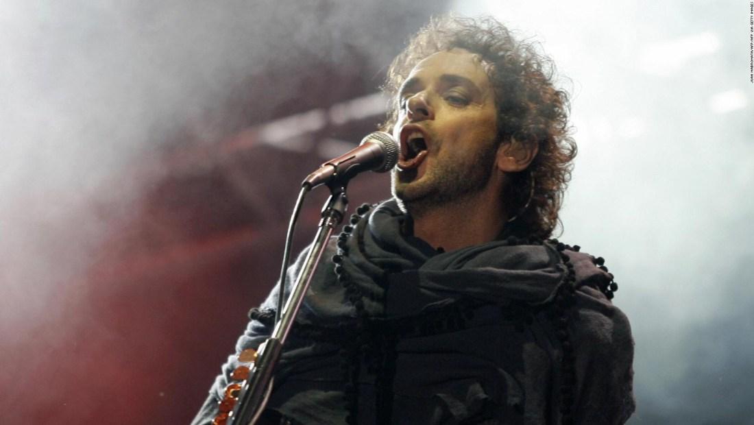 Exponentes del rock en español rinden tributo a Cerati