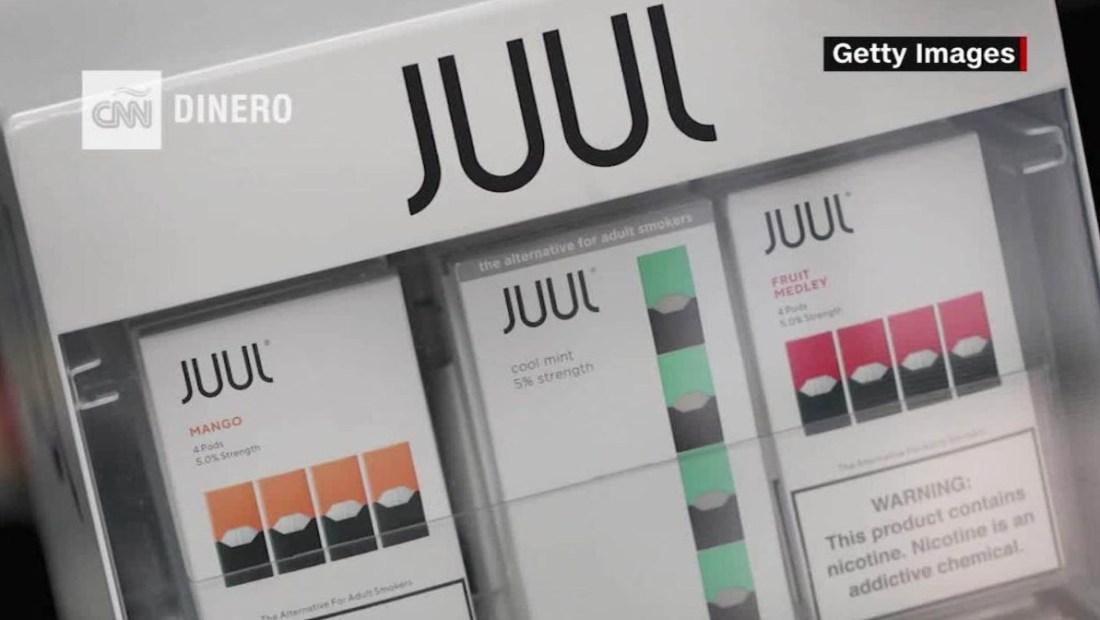 Juul despedirá empleados y analiza dejar Europa y Asia