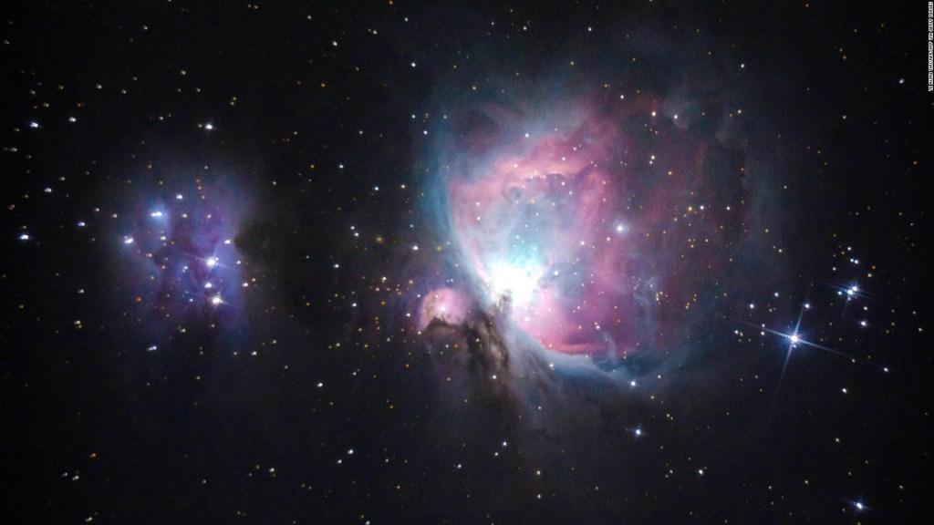 NASA: algunas de las imágenes más asombrosas del universo