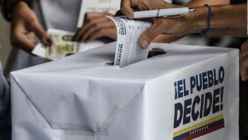 Una alianza que quiere bloquear la voluntad de los venezolanos
