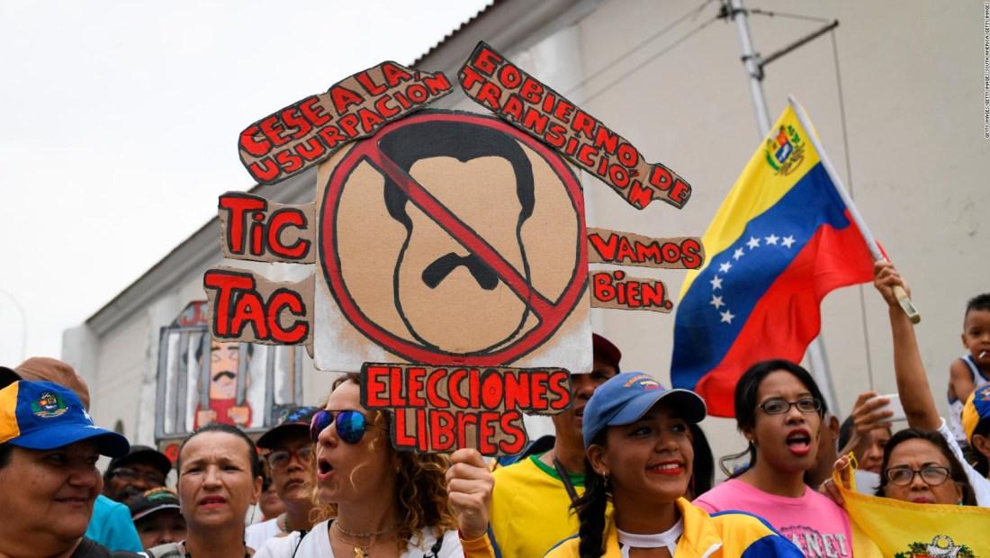 "Burelli sobre Maduro: ""El régimen está contra la pared"""