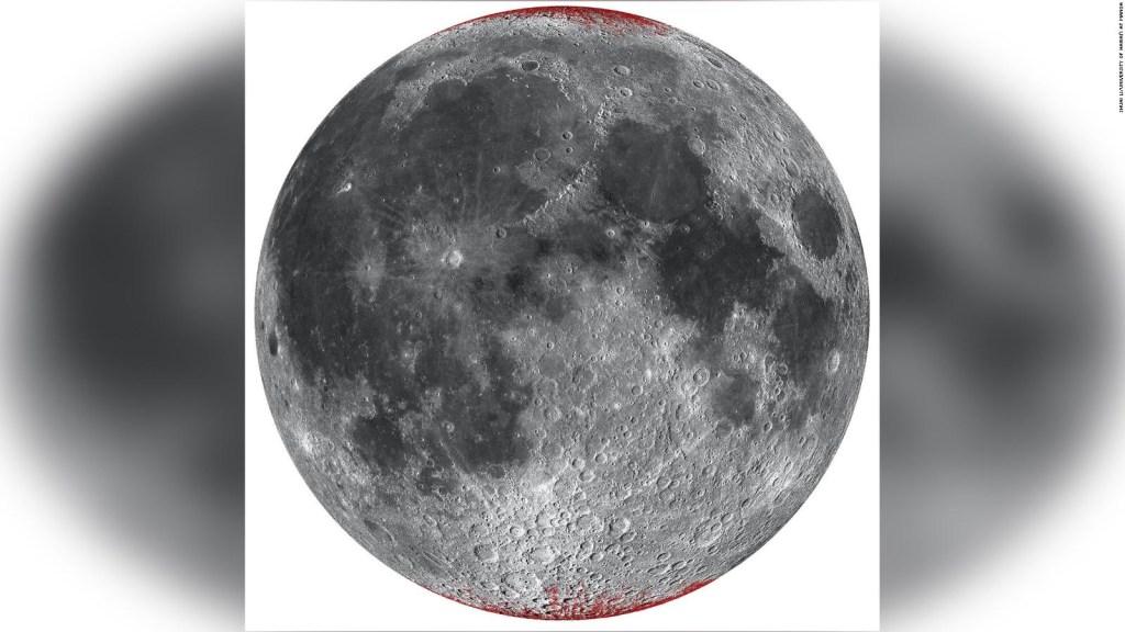 NASA: Encuentran óxido en la Luna, aunque carece de aire