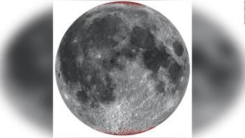 NASA: Encuentran óxido en la Luna, pese a que carece de aire