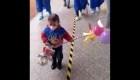 Celebran en redes sociales a niña que superó el covid-19