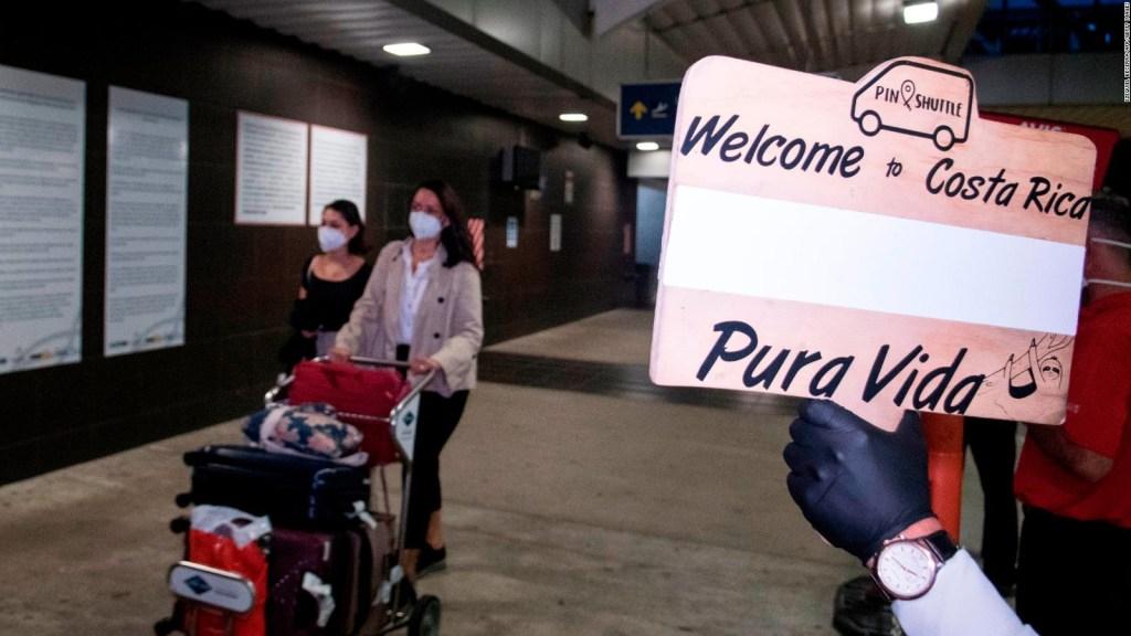 Algunos estadounidenses podrán vacacionar en Costa Rica