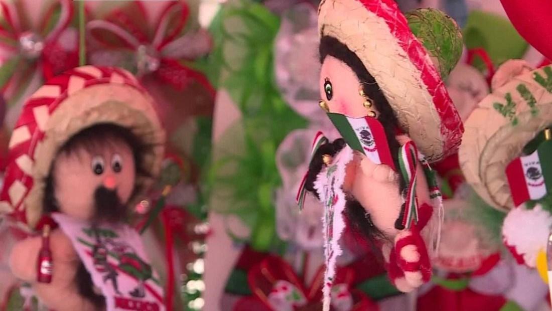 Mexicanos se las ingenian para celebrar las fiestas patrias