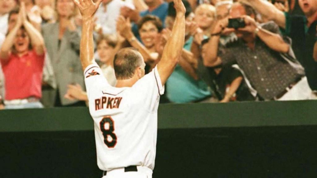 Ya pasaron 25 años de la hazaña del beisbolista Cal Ripken Jr.