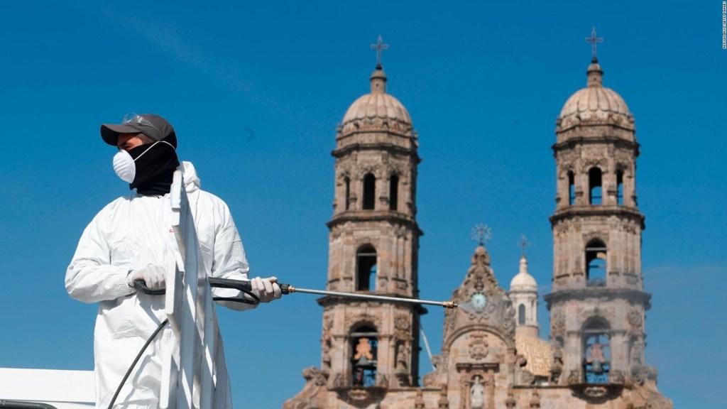 Así podría evitar México casi 27.000 muertes por covid-19