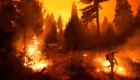 California, bajo récord de incendios