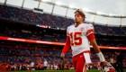 NFL: Mahomes y sus Chiefs comienzan la defensa del título