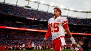 Patrick Mahomes, el presente y futuro de la NFL