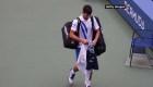 La disculpa de Djokovic tras pelotazo a jueza de línea