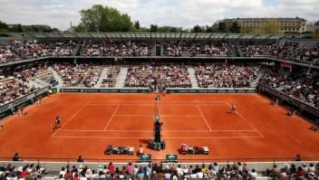 Tenis: Roland Garros se jugará con público