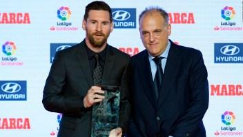 Tebas: queremos tener a Messi siempre en LaLiga