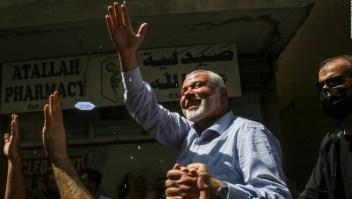 Líderes de Hezbollah y Hamas se reúnen en el Líbano