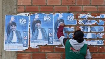 José María Cabrera: La CIDH se tapó los ojos durante era de Morales