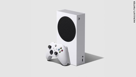 Microsoft presenta la Xbox Series S