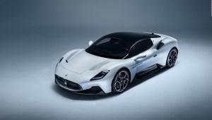 Maserati presenta su nuevo auto superdeportivo