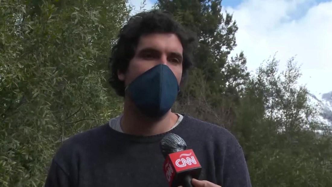 Tomas de tierras en Argentina ocasionan vandalismo