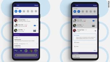 La ventaja del nuevo sistema Android 11 ante el iPhone