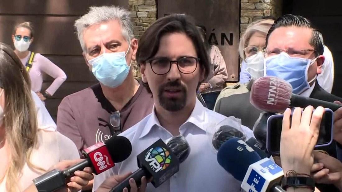 Freddy Guevara dice que seguirá su lucha en Venezuela