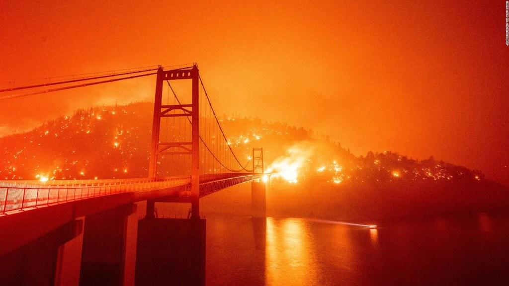 La crisis climática y su impacto en los incendios de EE.UU.