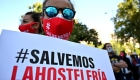Sector hostelero de España exige ayudas económicas