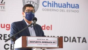 Gobernador de Chihuahua exige investigar enfrentamiento