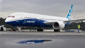 Vuelve a fallar el avión 787 de Boeing