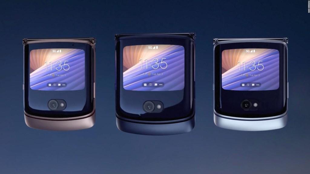 El nuevo Motorola Razr 2 cuesta el doble que un iPhone 11