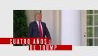 CNN presenta: La batalla por la Casa Blanca, la presidencia de Donald Trump