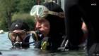 Cumple 100 años y rompe récord de buzo más longevo