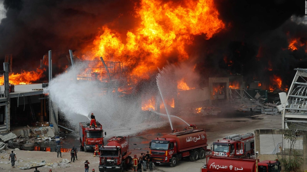 Un infierno llamado Beirut