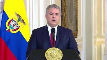 Duque hace llamado a la calma tras muerte de Ordóñez