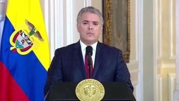 Duque asegura que investigarán con rigor muerte de Ordóñez