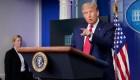 Trump negó la realidad de la amenaza, dice Izurieta