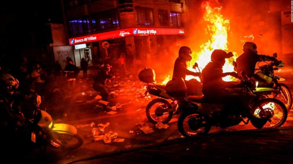 Las claves para entender las protestas en Colombia