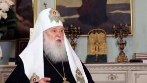 La divina criatura: el polémico patriarca Filaret