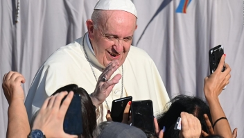 El papa Francisco revela los placeres divinos