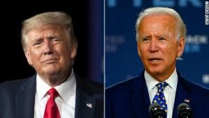 Votantes, entre las teorías conspirativas sobre Trump y Biden