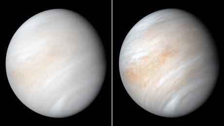 """""""Intrigante"""" descubrimiento en la atmósfera de Venus"""