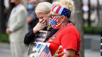 Así conmemoraron el 11-S en Nueva York este año de pandemia