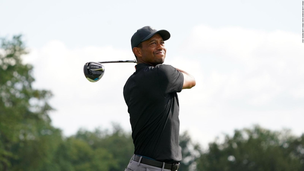 Tiger Woods, the golfer who broke barriers
