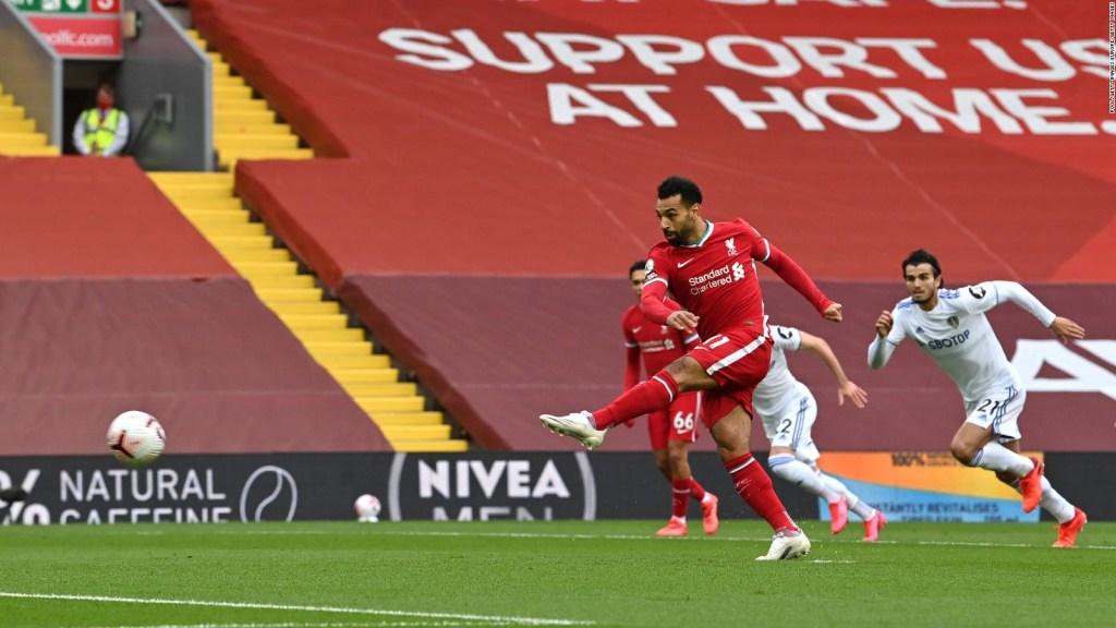 Liverpool y Leeds: espectáculo en comienzo de la Premier
