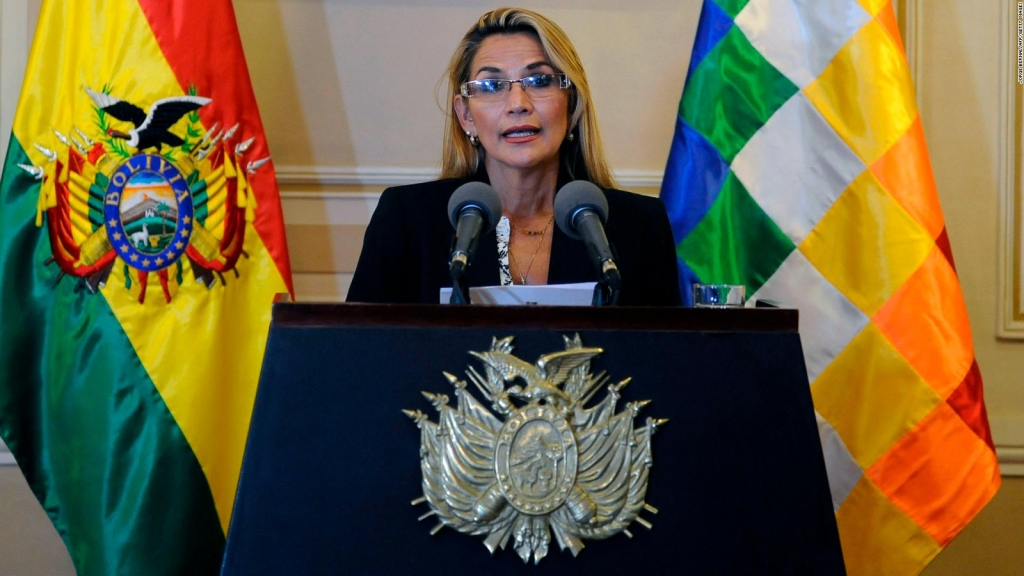 HRW acusa a gobierno de Bolivia de persecución política
