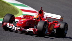 Un día histórico para la Escudería Ferrari