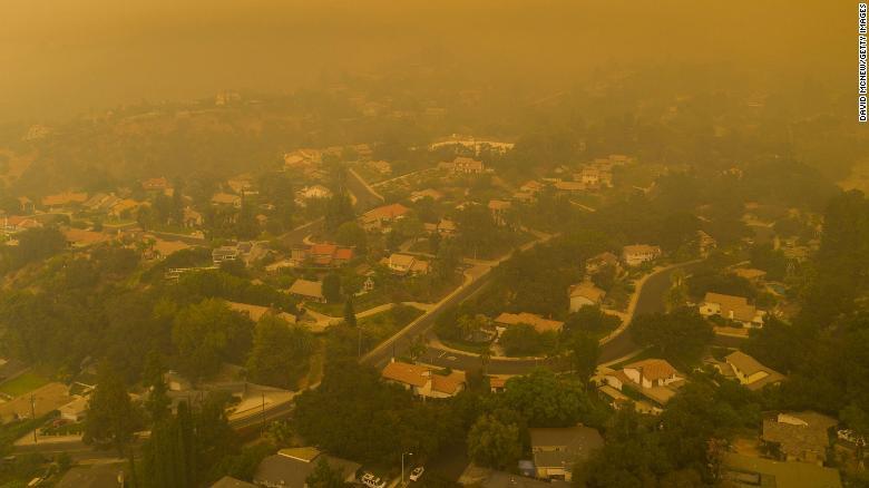 La pandemia no resolvió el cambio climático. Los desastres de esta semana son una prueba